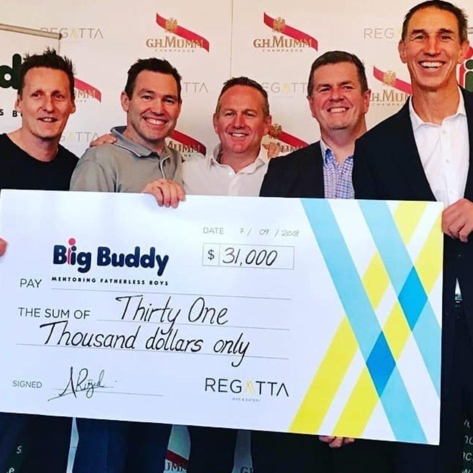 Big Buddy Charity Lunch