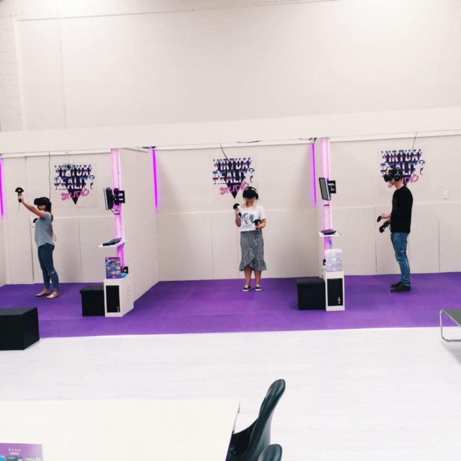 Social Club Event – Virtual Reality Studio