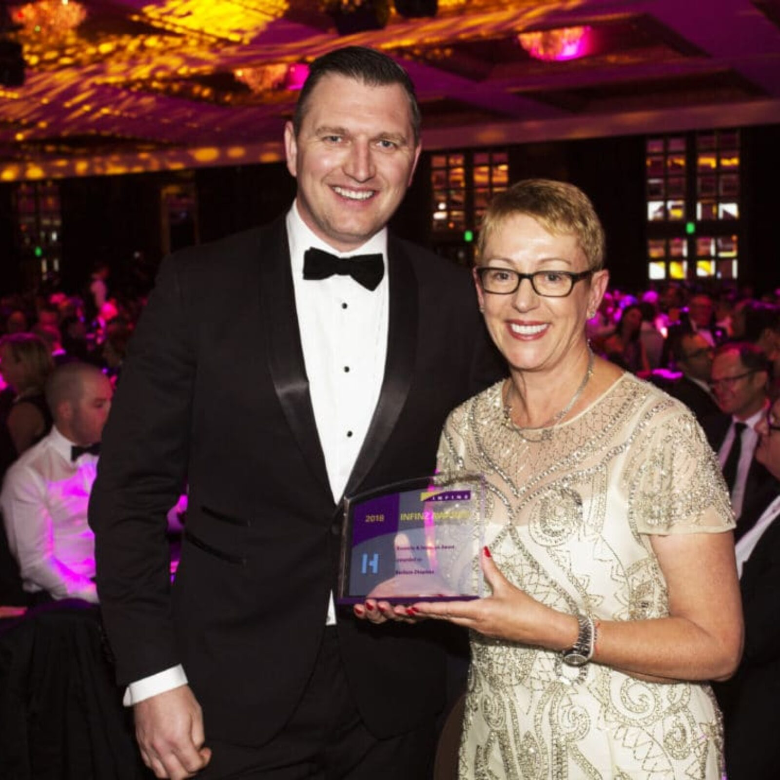 INFINZ Awards 2019 – Hunter Campbell Diversity and Inclusion Award. Call for submissions, due 21 February 2019